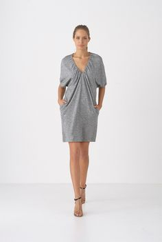 Country Road - New In - Rouched Sweat Dress