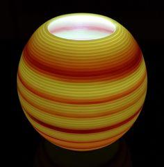 Lampen - Roboprint Table Lamp, Lighting, Design, Home Decor, Bedside Lamp, Floor Lamp Base, Lamp Table, Decoration Home, Light Fixtures