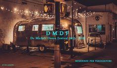 Residenze per viaggiatori.  DMDF 2015  Teatro di  Copparo  (FE) 31 ottobre 2015 Terza edizione