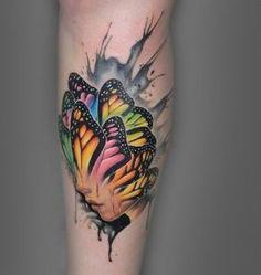 Модные женские татуировки топ-5 2017 года   ТриТатушки