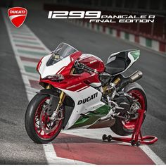 Ducati 1299 R Panigale Final Edition.  by Juampi*