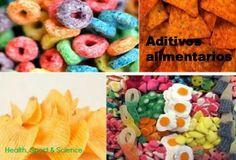Health, Sport & Science: Los aditivos alimentarios