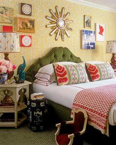 jane scott hodges kitchen photo | Leontine Linens - Jane Scott Hodges: Linens: For Every Room and ...
