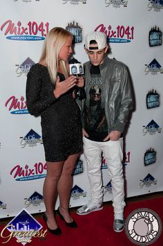 Dirty Water TV's Lynn Herman interviews James Massone from NBC's The Voice.