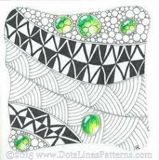 Bildergebnis für zentangle gems sakura micron