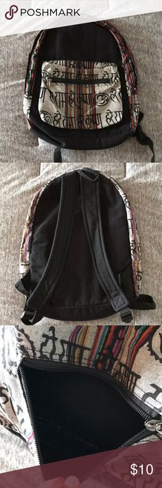 • Earthbound Trading Co. Backpack • • Earthbound Trading Co. Backpack • Never used • Can be used for school and fit about 2 binder • Super soft material • Not UO Urban Outfitters Bags Backpacks