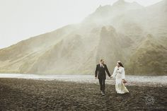 Seljalandsfoss Iceland Wedding