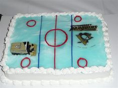 Download Pittsburgh Penguins Cake Birthday Cakes Wallpaper LoadPaper cakepins.com