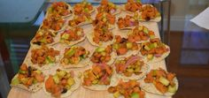 Spicy Sweet Potato Salsa- minus the tortilla chips Clean Recipes, Raw Food Recipes, Snack Recipes, Cooking Recipes, Healthy Potluck, Healthy Snacks, Healthy Eating, Healthy Recepies, Vegan Appetizers