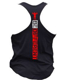 Be Different Shirt. Mens Workout Tank Top. Fitness Tank. Racerback Tank. Muscle Tank. Mens Fitness. Gym Tank. Workout Shirt. Fitness Apparel by MyFitnessApparel on Etsy - mens clothing uk, mens fashion clothing online store, mens wholesale clothing