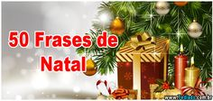 50 Frases de #Natal