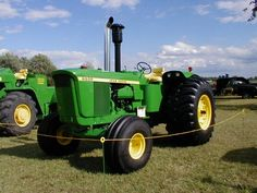 John Deere 6030. Would be an awesome pulling tractor