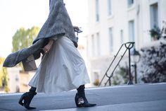 © Theurbanspotter.com Themen: Street-Style, Paris Fashion Week, Paris