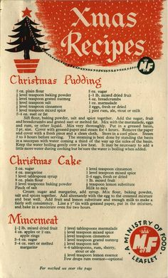 Wartime Recipes Cakes | Remembrance Sunday Wartime Kitchen: Bacon Cakes, Baked Bean Tin ...