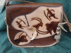 handbag....prehistoric motive