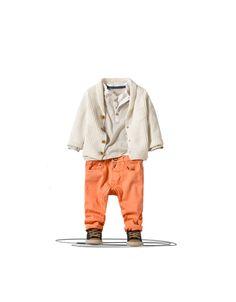 outfit for Finn. Zara.