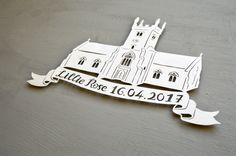 Church Papercut