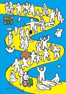 Blob Life - evaluatietool (hoe voelde jij je tijdens het proces?)