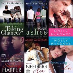 Molly McAdams Books