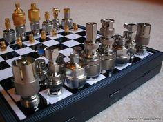 Картинка: Креативные шахматы