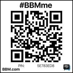 #BBMme PIN:5E783ED8 http://www.pin.bbm.com/5E783ED8