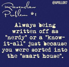 Ravenclaw problem #1!! I know this is probably one of my least-looked at boards, but should I do more of these?