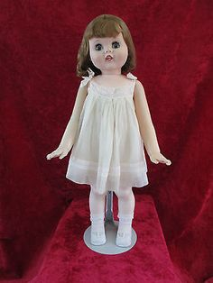 LITTLE GIRL TOODLES - 1960 AMERICAN CHARACTER DOLL
