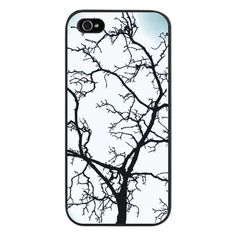 Winter Tree iPhone 5 Case, if only my phone cases didn't break so easily.