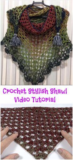stylish shawl