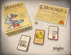 I saw this game played on TableTop. I like the mechanics and funny cards.