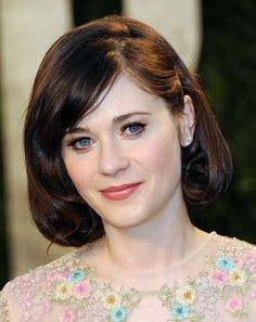 #Oscar Hairstyles You Probably Missed #faux bob   see more on www.salonmagazine.ca