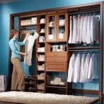 free plans woodworking resource from FamilyHandyman - closet hanger systems,closet storage ideas,California style closets,DIY instructions,do it yourself,free woodworking plans,woodworkers projects,plans for how to build,DIY tools,diy networks,home remod