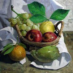 Maher Art Gallery: Giuseppe Cacciapuoti (1969, Italian