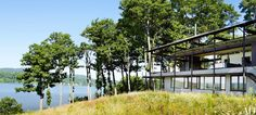 Tour a Modern House with Hudson River Views Near Rhinebeck, New York Photos | Architectural Digest