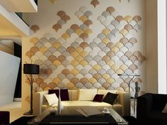 Metro NappaCraft Collection NappaTile Faux Leather Wall Tiles