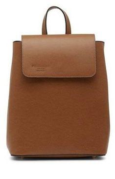 60ecdd70dc1 Designer Handbags - Persaman NewYork Backpack. Knockoff Sale Saddle Leather,  Leather Backpack, Luxury