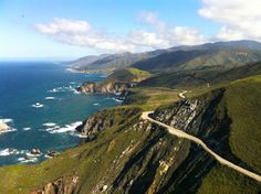 Big Sur down hwy 1
