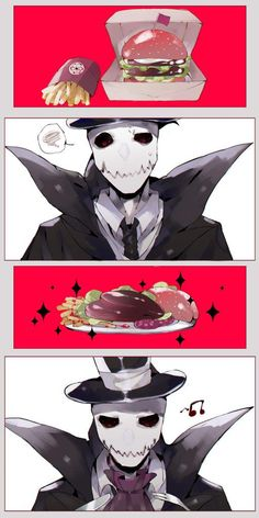 Read Jack x Naib from the story Góc quằn Identity V by hyhyvy (Player) with reads. Cute Anime Character, Character Art, Character Design, Horror Movie Characters, Anime Characters, Magic Anime, Artist Problems, Dark Anime Guys, Identity Art
