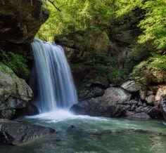 7 Majestic Waterfalls In Kentucky