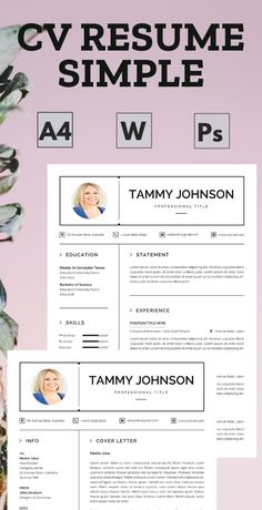 If you want to get hired for a job position, you must make a creative and impressive resume template instant download. Creating one isn't an arduous task if you know what's required and what's in demand in the industry. If you want to experience hassle-free resume editing.#ResumeAndCoverLetterTemplate #ResumeTemplateInstantDownload #ResumeTemplateWord #ResumeWordTemplate #CreativeResumeTemplate Teaching Resume Examples, Resume Objective Examples, Hr Resume, Nursing Resume, Resume Action Words, Resume Words, Hairstylist Resume, Dance Resume, Resume Skills List