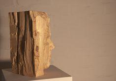 Ukko, wood, 2014