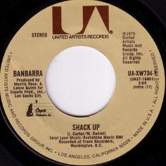 BANBARRA / Shack Up (1975)
