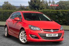 Make : Vauxhall Model: Astra SRi Miles: 12,432 Price: £11,500