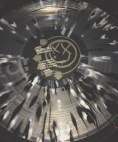 Love my limited edition color Blink 182 Neighborhoods vinyl from Hot Topic!