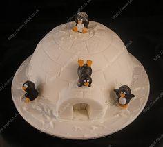 Christmas Cakes cakepins.com