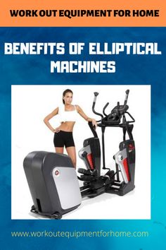 Elliptical machines are able to provide healthy bodies by maintaining a healthy bone density.Plus, they do not experience harmful stress that can impact the bones and muscles. Hiit Elliptical, Elliptical Machines, Home Workout Equipment, Workout Gear, Healthy Bodies, Bone Density, Bones And Muscles, At Home Workouts