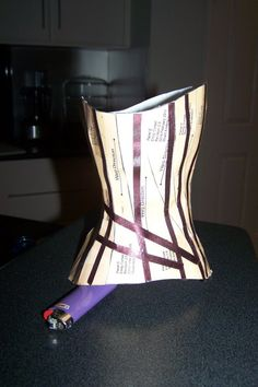 pattern making for an intricate corset.
