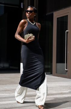 Spring Is Here, Peplum Dress, Black And White, Dresses, Fashion, Vestidos, Moda, Black N White, Fashion Styles