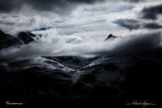 Vallée de la Sassière | The Sassière Valley: http://tazintosh.com #FocusedOn #Photo #Canon EF 24-105mm f/4L IS USM #Canon EOS 5D Mark II #Montagne #Moutain #Neige #Snow #Nuage #Cloud