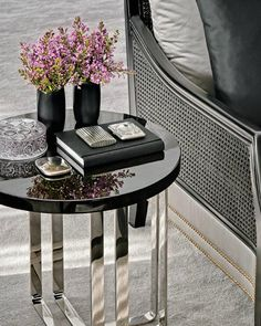 End Table Decor Side In Living Room